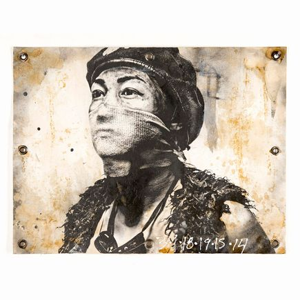 Eddie Colla Original Art - 3 • 1 • 18 • 19 • 15 • 14