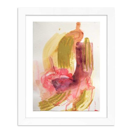 Kevin Ledo Art Print - Small Abstract - 14 - Original Artwork