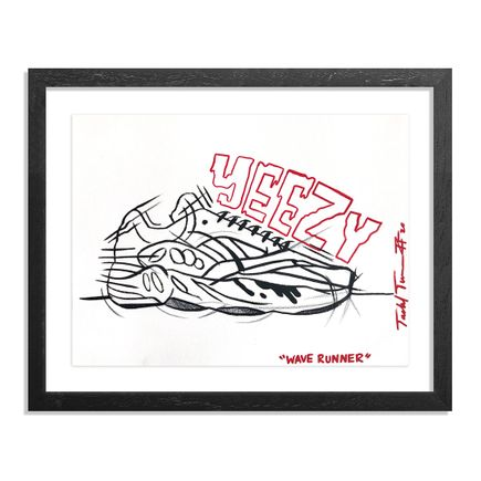 Sheefy Original Art - Wave Runner - Original Artwork