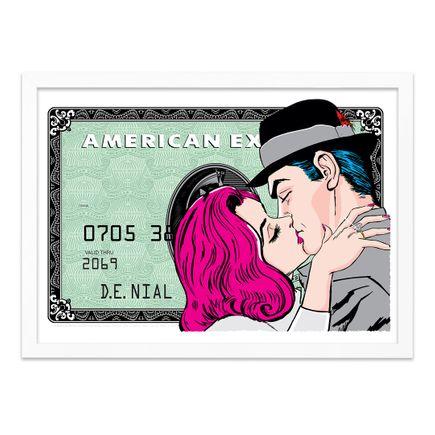 Denial Art Print - Until Debt Do Us Part - Credit Limit Print Collection