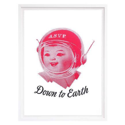ASVP Art Print - Down the Earth