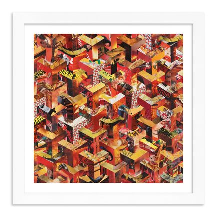 El Cappy Art Print - Warm - Limited Edition Print