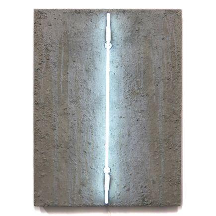 Erik Otto Original Art - Higher Ground 02 (Cement) - Hand-Crafted Multiple