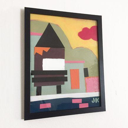 Jesse Kassel Original Art - Original Artwork - Water Tower 2