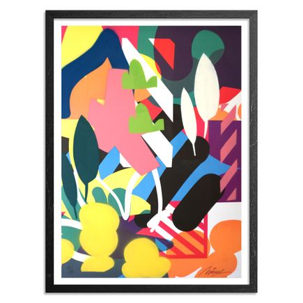 Maser Art Print - 15 of 15 - Habitats - Hand-Painted Edition