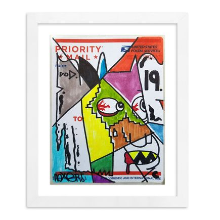 Noxer 907 Original Art - Postal Slap - 15