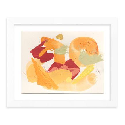 Kevin Ledo Original Art - Small Abstract - 32 - Original Artwork