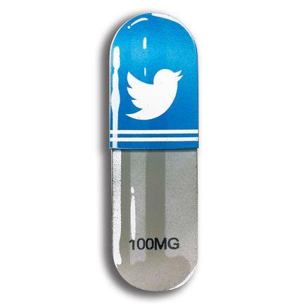 Denial Art - Twitter - Mini Pill