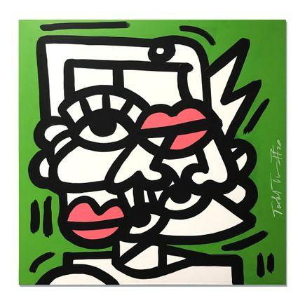 Sheefy Original Art - Slime Study - Original Artwork