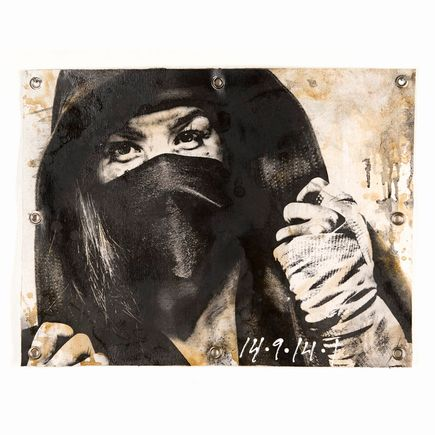 Eddie Colla Original Art - 14 • 9 • 14 • 1