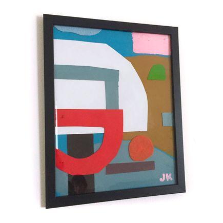 Jesse Kassel Original Art - Original Artwork - Broken Hoop Dreams
