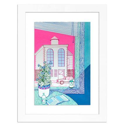 Michael Polakowski Original Art - Kitchen WIndow.