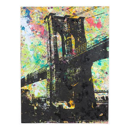 Bobby Hill Art - Brooklyn Bridge II