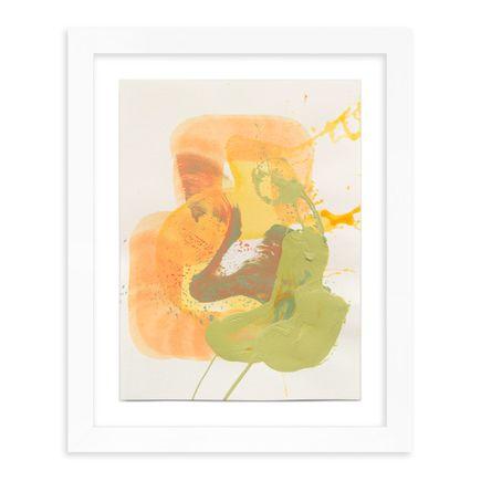 Kevin Ledo Original Art - Small Abstract - 34 - Original Artwork