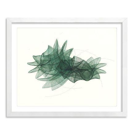Mary Wagner Original Art - Green Fairy - Original Artwork