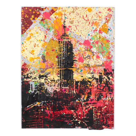 Bobby Hill Art - Empire State Building