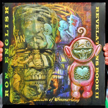 Ron English Art - Revelations  Book II
