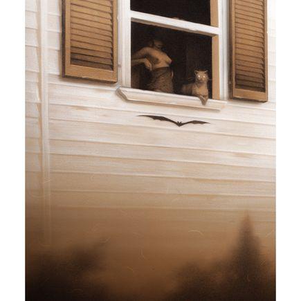 Sam Wolfe Connelly Art Print - Gaze