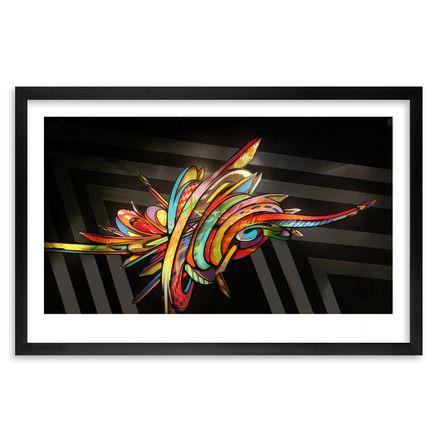 Apexer Art Print - Right Spiral