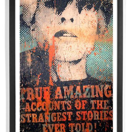 Bask Art - Amazing Accounts - Hand-Embellished Edition