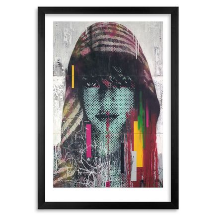 Bask Art Print - So Hood - Standard Edition