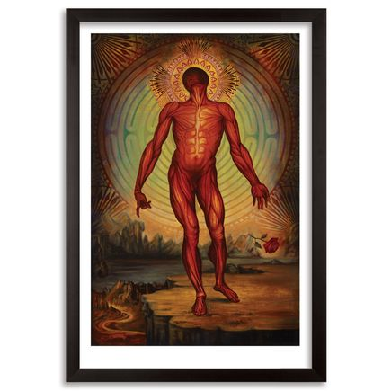 Beau Stanton Art Print - The Fool - Limited Edition Prints