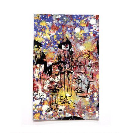 Bobby Hill Art - Gorillaz