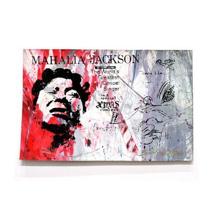 Bobby Hill Art - Mahalia Jackson
