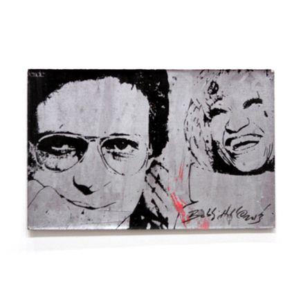 Bobby Hill Art - Hector Lavoe / Celia Cruz