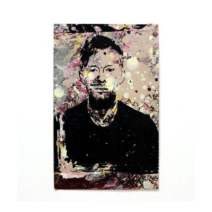Bobby Hill Art - Thom Yorke I