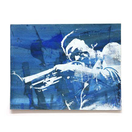 Bobby Hill Art - Miles Davis
