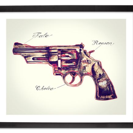 Dan Quintana Art Print - In The Chamber
