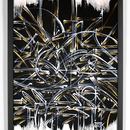Defer Original Art - Own Zone - Original Painting