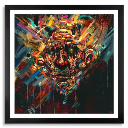 Ekundayo Art Print - Awake