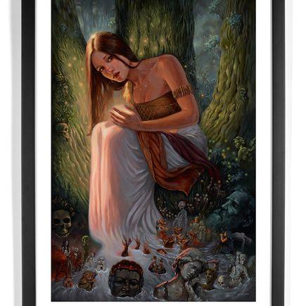 Mia Araujo Art Print - Forest Healer - Standard Edition