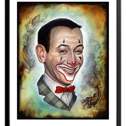 N.C. Winters Art Print - Make 'Em Laugh
