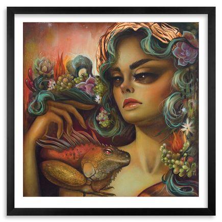 Tatiana Suarez Art Print - Zobeida