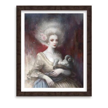 Tom Bagshaw Art Print - Lullaby