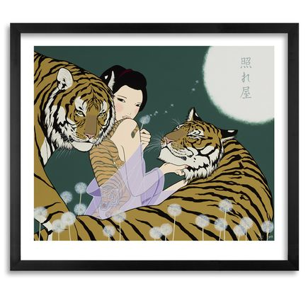Yumiko Kayukawa Art Print - Shyness - Limited Edition Prints
