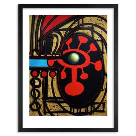 Carl F.K. Pao Art Print - Kupuna Maka