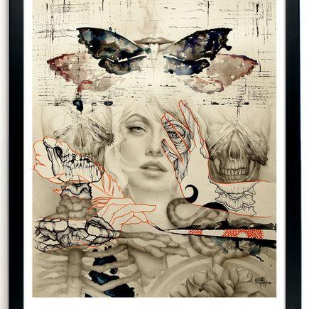 Dan Quintana Art Print - Diffuse