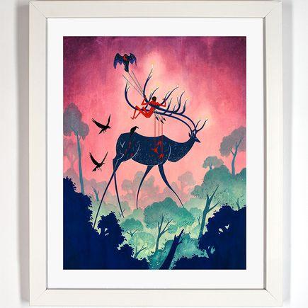Julian Callos Art Print - Sin-eater