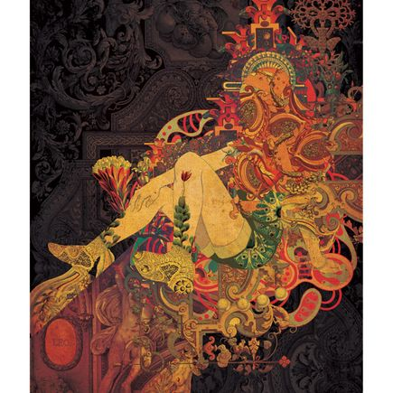 Luis Toledo Art Print - Desaparecida