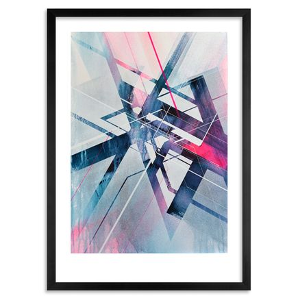Nawer Art Print - Disco Trap - Limited Edition Prints