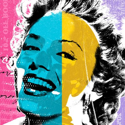 Anthony Cozzi Art Print - Norma - 2 Print Set