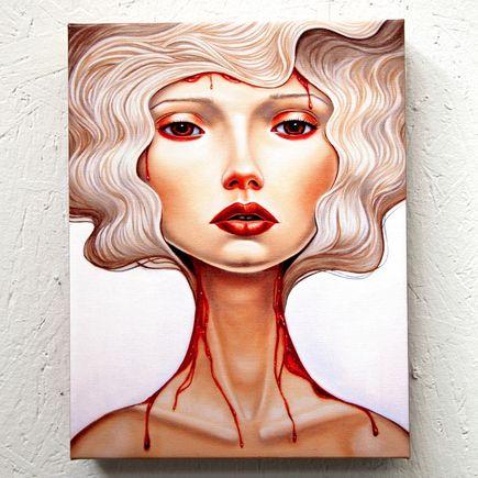 Audrey Pongracz Art Print - The Gift
