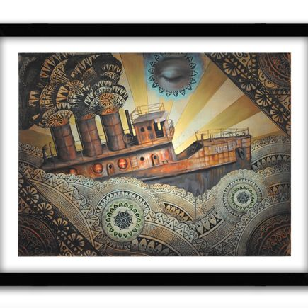 Beau Stanton Art Print - Reason Sleeps Limited Edition Prints