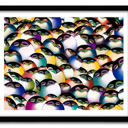 Chor Boogie Art Print - A Flock of Boogie - Limited Edition Prints