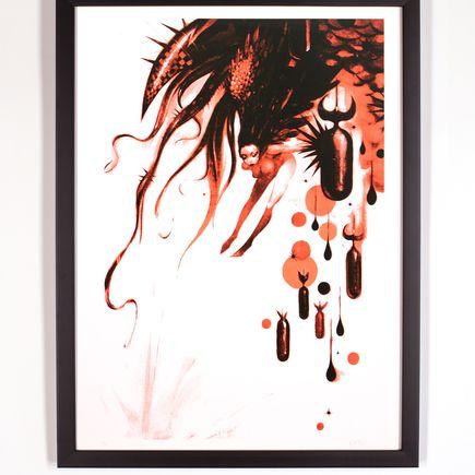 Glenn Barr Art Print - Rebirth