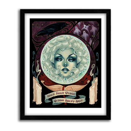 Glenn Arthur Art Print - Call In The Spirits, Wherever They're At